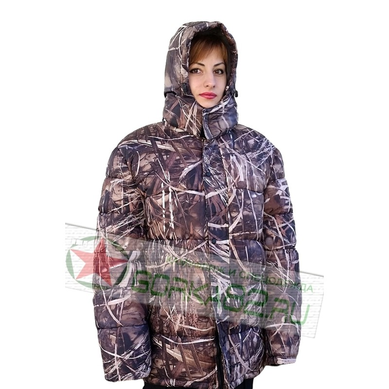 Купить Куртку Камыш