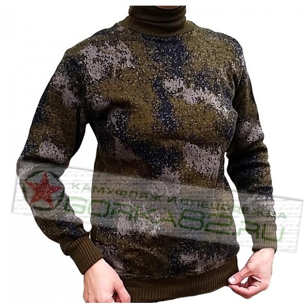 Мужской свитер (пиксель)