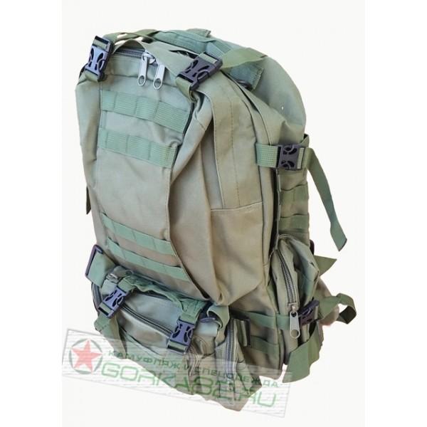 Рейдовый рюкзак 40 л (ХАКИ)