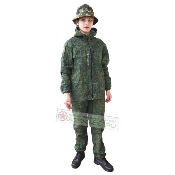 Маскхалат Пиксель (удлиненная куртка)