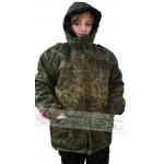 Куртка камуфлированная ПИКСЕЛЬ (утепленная)