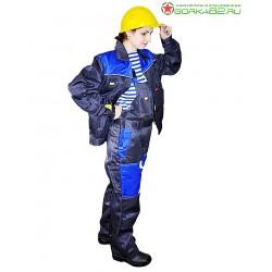 Спецодежда (рабочая одежда)