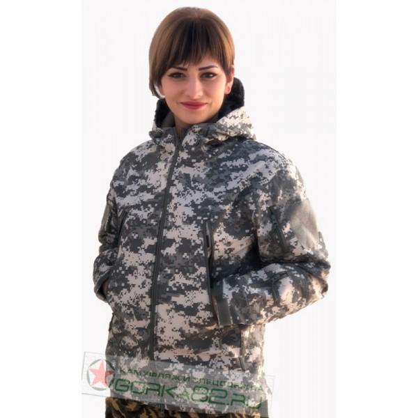 Куртка SOFT SHELL (ACU)