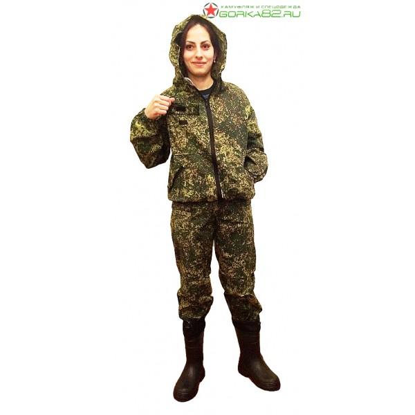 Маскхалат Пиксель (укороченная куртка)